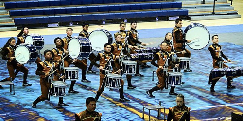 Vista Murrieta High School Marching Band
